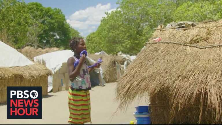 Orphaned and traumatized: Mozambican families fleeing ISIS struggle to rebuild their lives