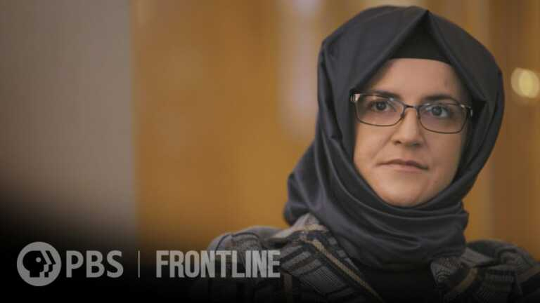 How NSO Group's Pegasus spyware was found on Jamal Khashoggi's fiancée's phone. | FRONTLINE