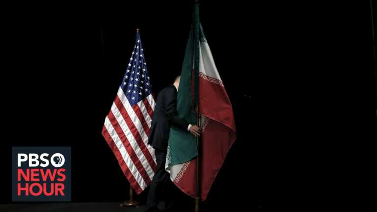 U.S. and Iran agree to talks on returning to the 2015 nuclear deal