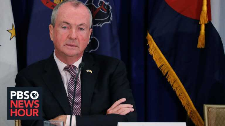 Gov. Murphy on NJ's 'very strong' position to fully reopen schools by fall