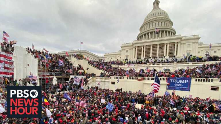 A picture of disorganization: Analyzing Capitol Police's failures on January 6