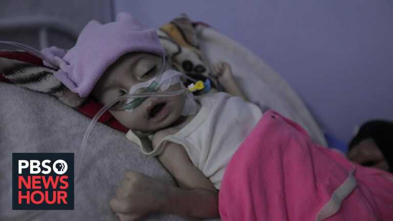 Stalked by death: How rising food insecurity is killing war-torn Yemen's children