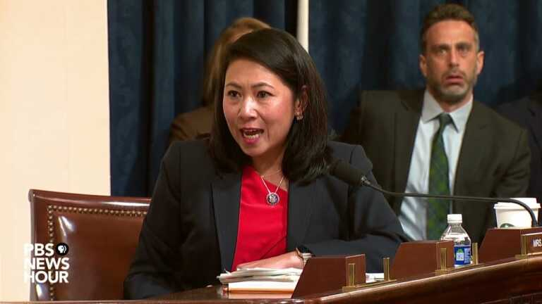WATCH: Rep. Stephanie Murphy questions witnesses in House investigation of Jan. 6