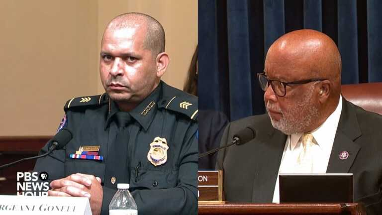 WATCH: Officers who survived the Jan. 6 attack tell Congress what they want to see happen