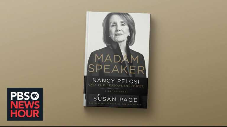 Madam Speaker: Examining what drives Nancy Pelosi in her historic career