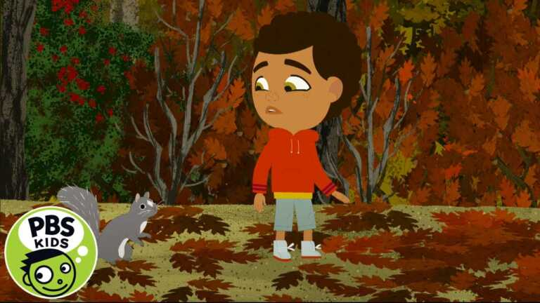 Through the Woods | Squirrel Treasure | PBS KIDS
