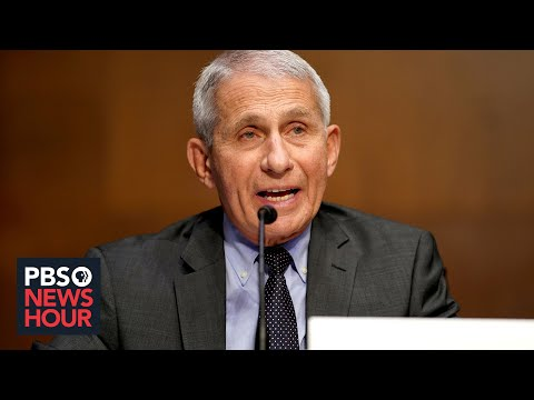 Dr. Fauci on delta variant, booster shots and masks for the vaccinated