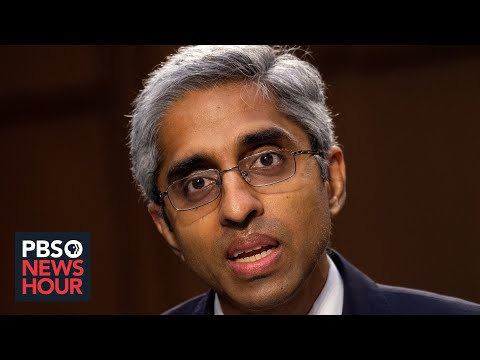 U.S. surgeon general on delta variant, vaccine hesitancy and COVID long haulers