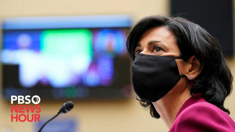 WATCH: CDC announces eased guidance on indoor mask-wearing