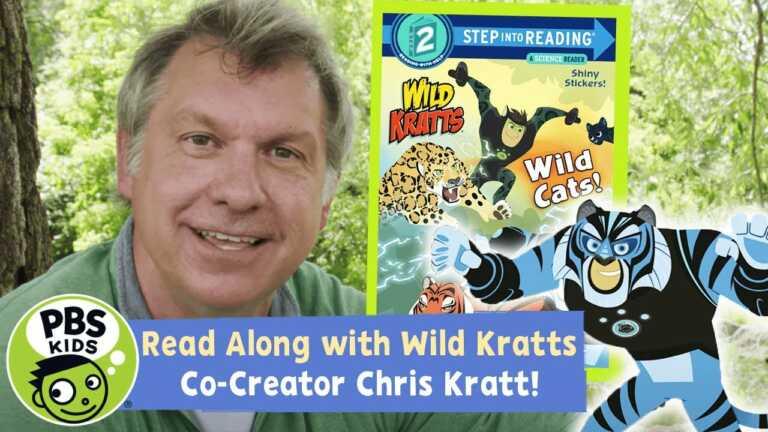 Wild Cats | Wild Kratts Read Along! | PBS KIDS