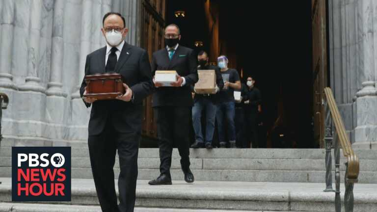 The government wants to pay for every COVID funeral. Experts worry the process is flawed