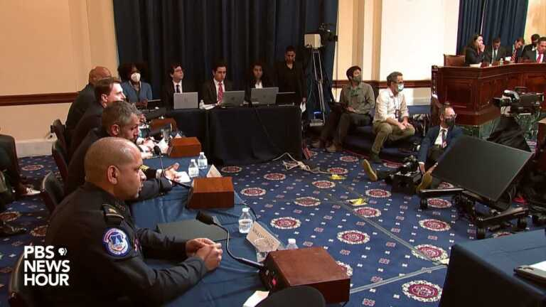 WATCH: Rep. Jamie Raskin questions witnesses in House investigation of Jan. 6