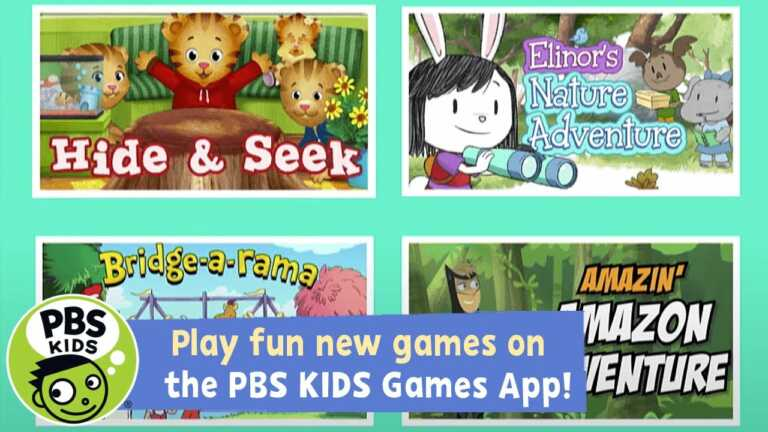 Play Elinor's Nature Adventure and More on the PBS KIDS Games App Today! | PBS KIDS