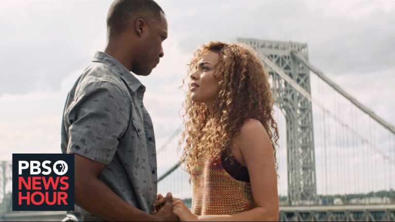 WATCH: Leslie Grace on how 'In the Heights' brings crucial Latinx stories to the screen