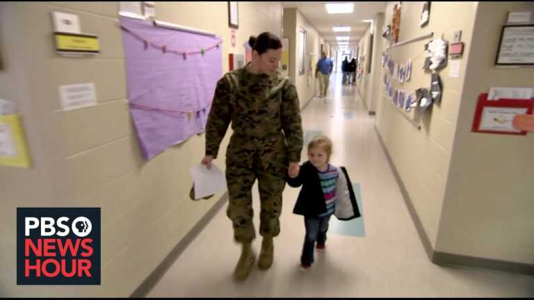 Could the military child care system be a model for the nation?