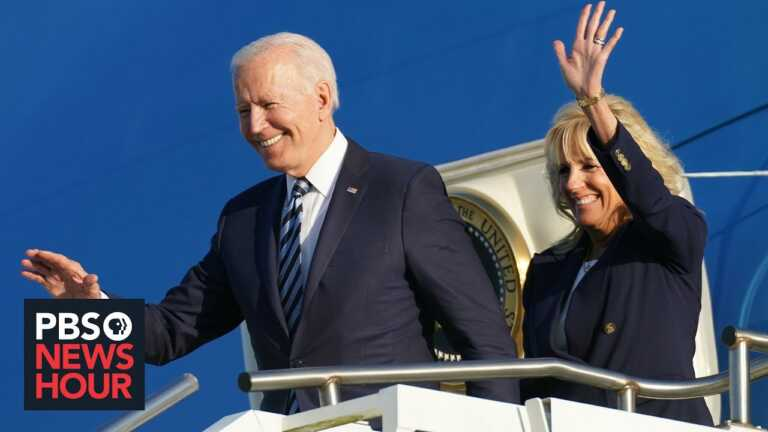 Biden to reengage with allies and meet adversaries in first overseas trip as president