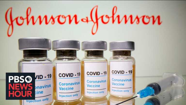 News Wrap: CDC lifts pause on Johnson & Johnson shot after reviewing blood clot claims