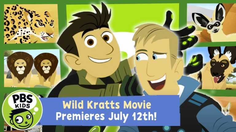 Wild Kratts NEW MOVIE   Cats and Dogs Premieres July 12!   PBS KIDS