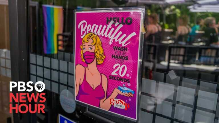 WATCH: How this campaign is renewing its push to keep America's 21 lesbian bars afloat