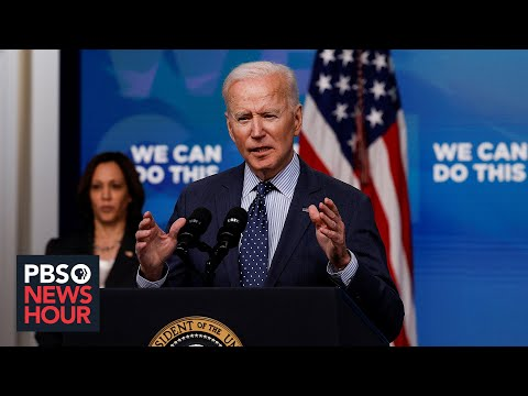 News Wrap: Biden entices Americans with free beer, cash in bid to inoculate 70% of adults