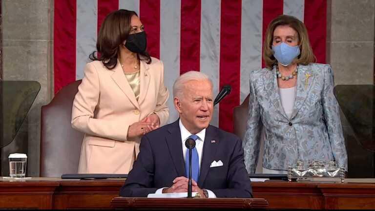 WATCH: President Biden's full joint address to Congress