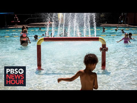 Crippling heat wave in Canada blamed for at least 100 deaths