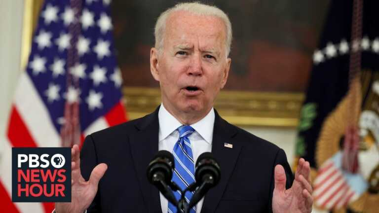 WATCH LIVE: Biden discusses his plan to create union jobs