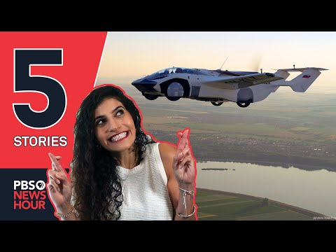 Flying cars, why 4-day work weeks work and other stories you missed | 5 STORIES | July 9, 2021