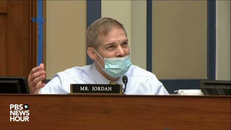 WATCH: Dr. Fauci and Rep. Jordan clash over reopening requirements