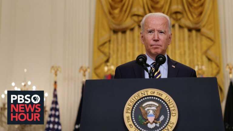 WATCH LIVE: Biden speaks on voting rights