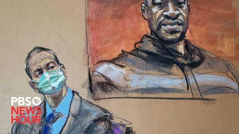 WATCH: Derek Chauvin found guilty of murdering George Floyd