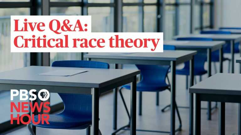 WATCH: Answering your questions on critical race theory
