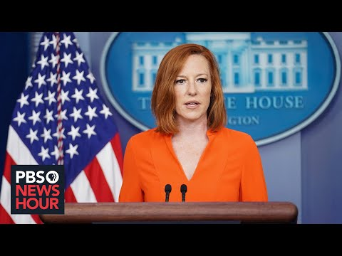 Psaki defends new infrastructure deal: 'Compromise is not a dirty word'