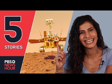 A Mars rover selfie, new sustainable Legos and other stories you missed   5 STORIES   July 2, 2021
