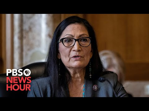 WATCH: Secretary Haaland on poetry and our public lands