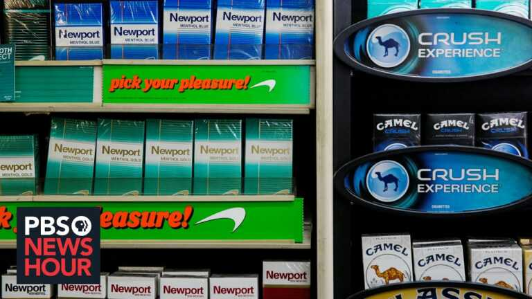 The 'predatory marketing' behind menthol cigarettes and how a ban could save Black lives