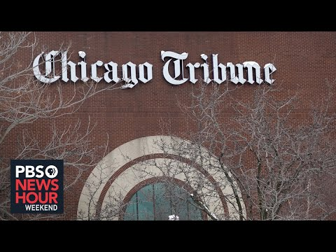 Hedge fund known for slashing newsrooms is taking over the Tribune papers