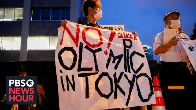 Japan ignored months of protests to host the Olympics. The opposition is still growing