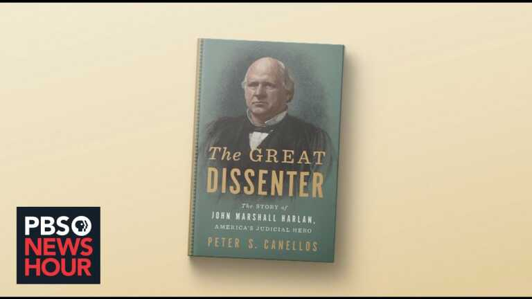 How opinions of 'the great dissenter' John Harlan influence the Supreme Court