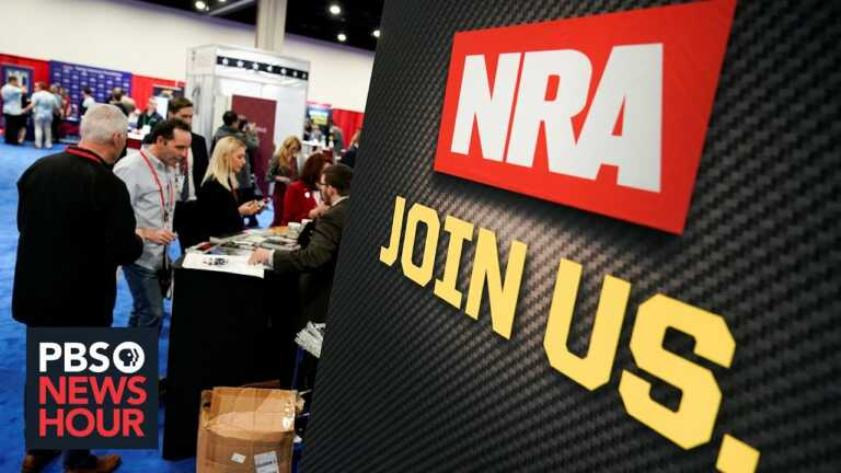Is the NRA's bankruptcy filing just a way to escape regulation?