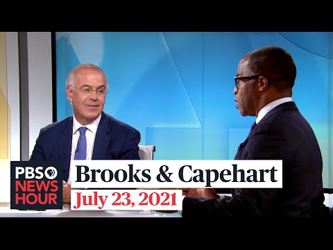 Brooks and Capehart on Jan. 6 committee, infrastructure, budget, vaccine hesitancy