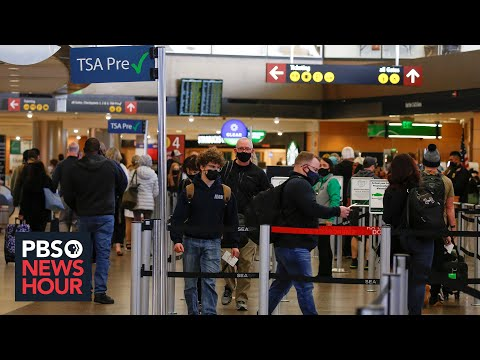News Wrap: Air travel to see pre-pandemic highs Memorial Day weekend