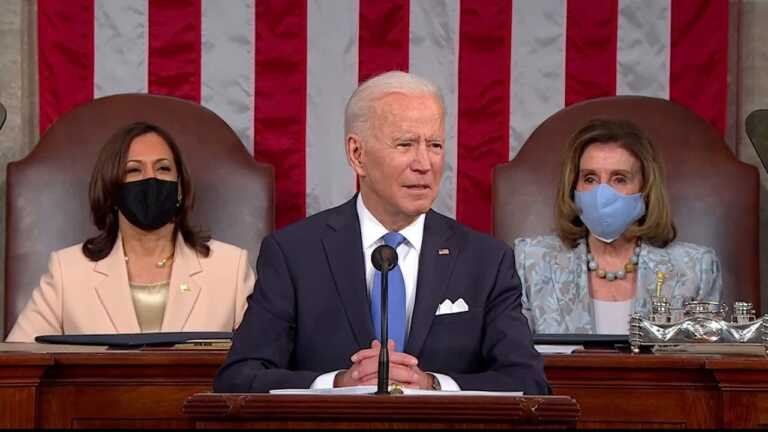 WATCH: COVID has shown Americans need affordable health care 'badly,' Biden says