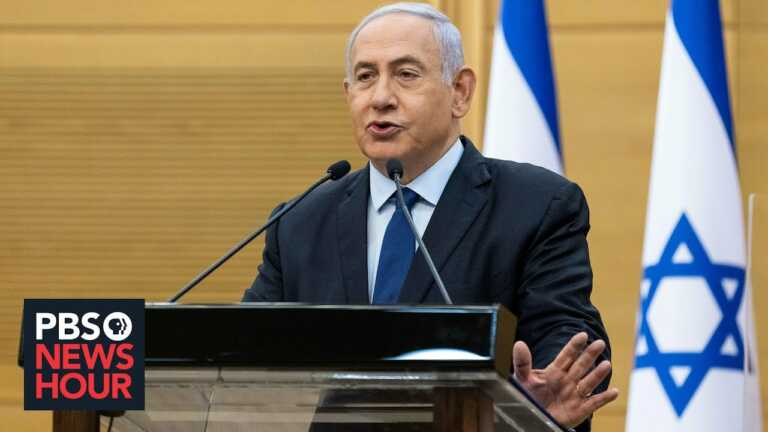 A look at the Israeli coalition trying to strip Netanyahu of power