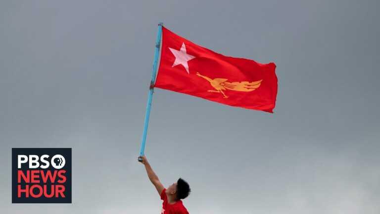 Myanmar military killing protestors, civilians as 'psychological warfare' after coup