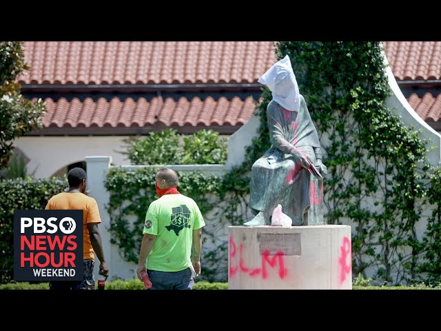 New POV doc explores the history Confederate statues — and why they divide us