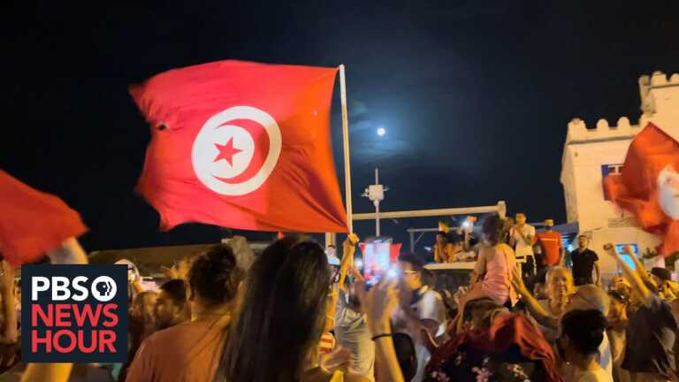 Why are Tunisians protesting? Understanding the country's crisis of democracy