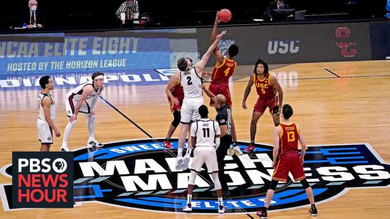 Are college athletes employees? Supreme Court mulls compensation for student players