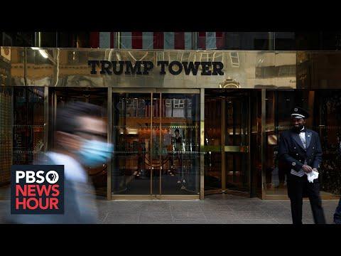 News Wrap: New York state conducting criminal probe of Trump Organization