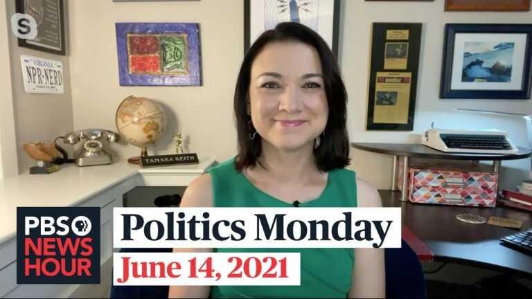 Tamara Keith and Lisa Lerer on Biden-Harris performance abroad, GOP midterm strategy